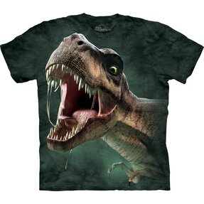 Kinder T-Shirt T-Rex-Gebrülle