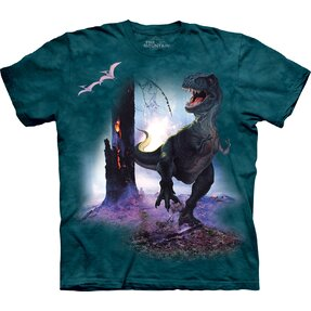 Kinder T-Shirt Rex