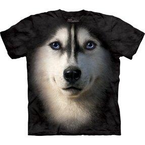Kinder T-Shirt Siberian Husky