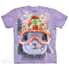 Tričko Snežný zajko