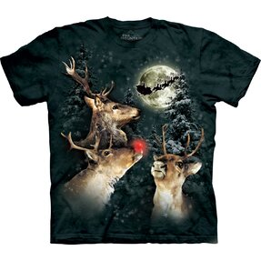 3 Reindeer Moon Adult