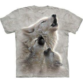 Tričko Zpěv vlků - dětské