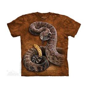 Kinder T-Shirt Klapperschlange
