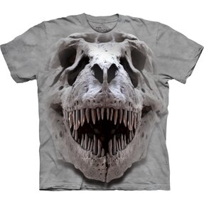 T-Rex Big Skull Child