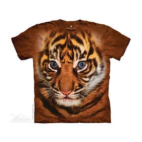 Sumatran Tiger Cub Child Med