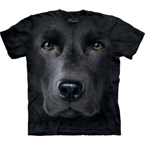Black Lab Face Adult