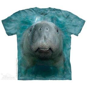 T-Shirt Gesicht Manati