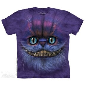 T-shirt Cheshire Cat from Alice in Wonderland