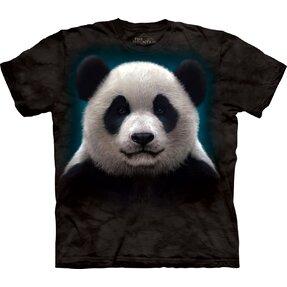 Tričko Tvár pandy - detské