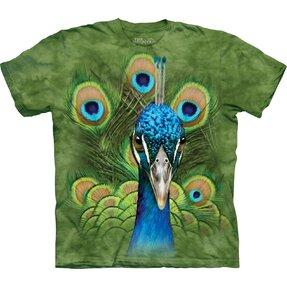 Vibrant Peacock Child