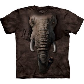 Tričko Tvář slona