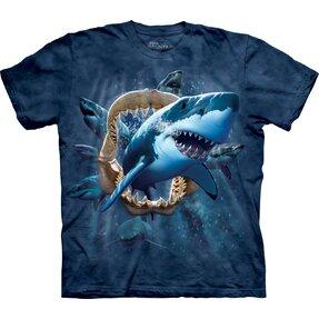 Tričko Útok žraloka - detské