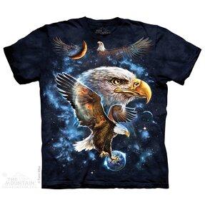 T-Shirt Kosmischer Adler
