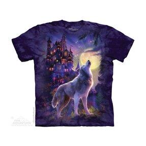 Tričko Vlčí hrad - dětské