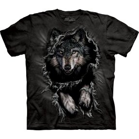 Tričko Trhající vlk - dětské