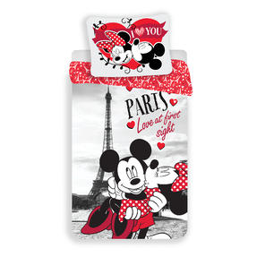 Bedding Minnie in Paris