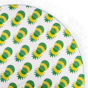 Pamut mandala Üde ananászok