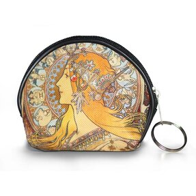 Coin Purse - Woman's Face