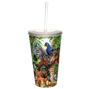 Cool Cup - Exotic Animals