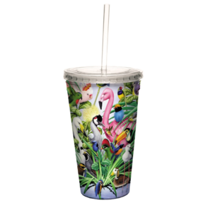 Cool Cup - Birds in the Jungle