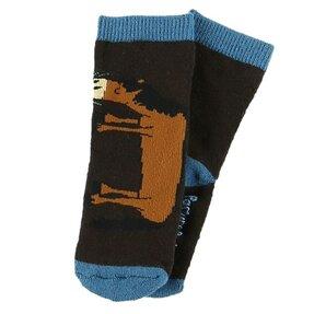 Koník Herkules-Hnědé Ponožky - Batole