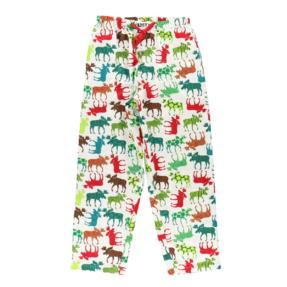 Pyžamové nohavice Farebné losy