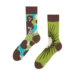 Good Mood Socks - Kiwi