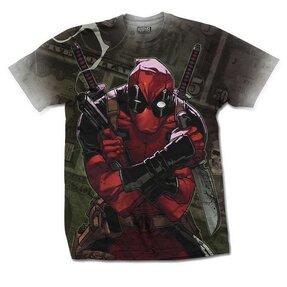 Tričko Marvel Comics Deadpool Cash