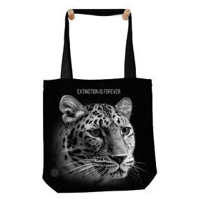 Tote taška Protect Vyhynúť znamená navždy