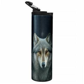Thermobecher Barista - Wolfsgesicht