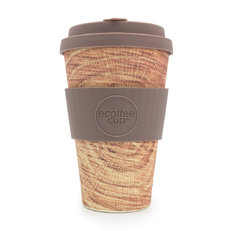 Bambusový ecoffee cup Dřevo