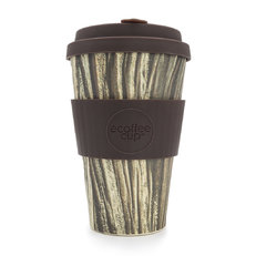 Bambusz ecoffee cup Fa kéreg