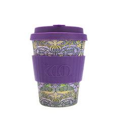 Bambusz ecoffee cup Páva