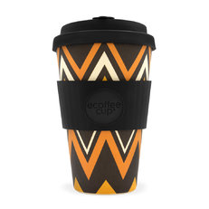 Bambusz ecoffee cup ZignZag