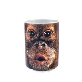 Originální hrníček s motivem Mládě orangutana
