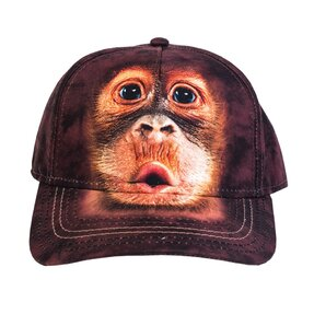 Kšiltovka Orangutan
