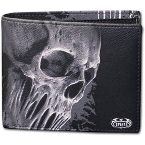 Pánska peňaženka Prekliata lebka