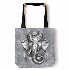Tote váll táska Ganesha