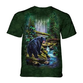 Tričko Medveď v lese