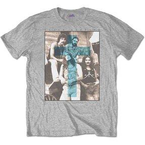 Tricou Black Sabbath Blue Cross