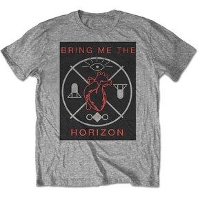 Tričko Bring Me The Horizon Heart & Symbols