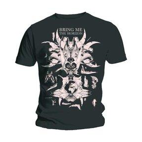 Tričko Bring Me The Horizon Skull & Bones