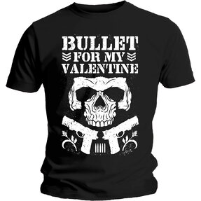 Tričko Bullet For My Valentine Bullet Club