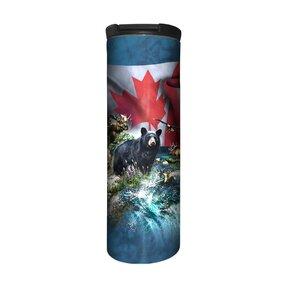 Thermobecher Barista Kanadische Schönheit