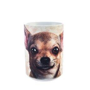 Originelle Tasse mit dem Motiv Chihuahua
