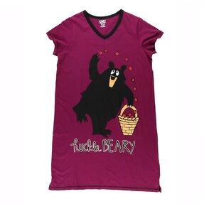 Dámska nočná košeľa Huckleberry
