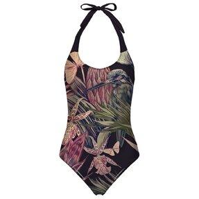 Dámské plavky s odhalenými zády Jungle bird