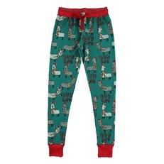 Női pizsama leggings Láma