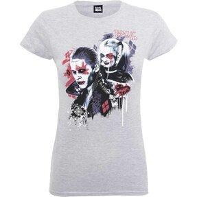 Tricou damă DC Comics Suicide Squad Harley's Puddin
