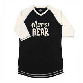 Női póló alvásra Medve mama